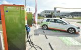 Kašperské Hory mají první šumavskou rychlodobíjecí stanici pro elektromobily