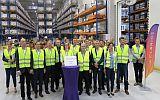 Kvůli rostoucí poptávce po bateriích v Česku vzniklo nové distribuční centrum