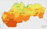 Slovensko zverejnilo ďalšie kapacity nových fotovoltických zdrojov pre rok 2020, lokálne zdroje dostávajú oranžovú