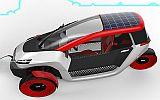Nový Velorex bude napájen elektřinou ze solárního panelu na střeše?