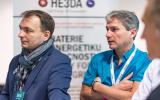 SEF (3.): Do  vývoje nové generace baterií investovala HE3DA více než miliardu. Výroba začne na jaře 2020