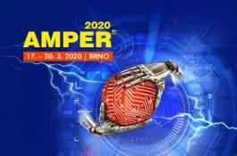 Veletrh AMPER véře digitalizace