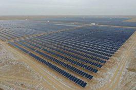 50 MW: První obří solární elektrárna bylo připojena k síti v Kazachstánu
