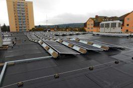 Díky nové solární elektrárně Říčany ušetří za energii