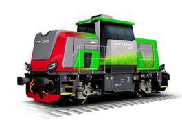 CZ Loko vidí budoucnost železnice ve využívání hybridních lokomotiv napájených bateriemi