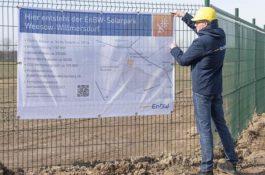 187 MW: V Německu se začal stavět obří fotovoltaický projekt bez dotací
