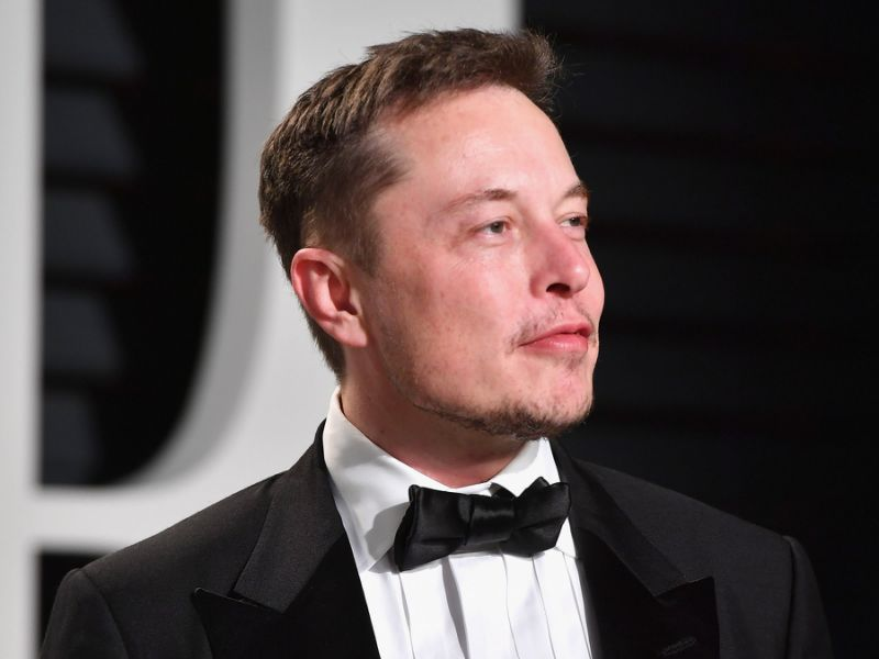 Šéf Tesly Elon Musk, zdroj: Wikipedia