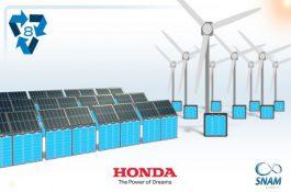 Baterie z elektromobilů najdou druhou šanci jako úložiště energie z OZE