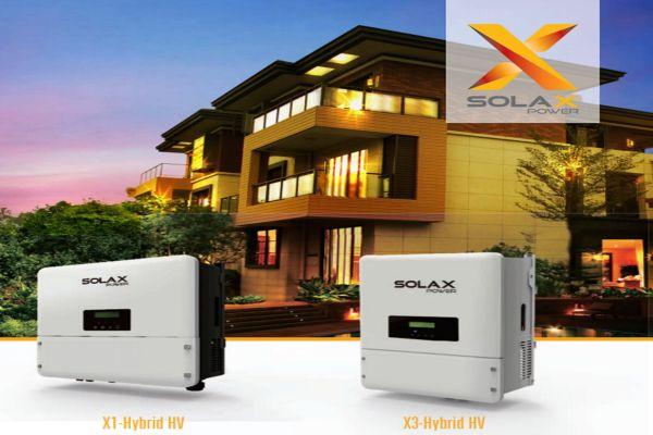 Hybridní fotovoltaický střídač nejnovější generace od lídra trhu