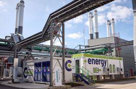C-Energy zahájila komerční provoz velkokapacitní baterie pro potřeby síťových služeb