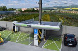 První síť nabíječek napájená zelenou energii chce změnit pohled na elektromobilitu