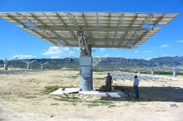 15 GWp: Izrael se změní vobří pouštní solární elektrárnu