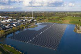 BayWa láme rekordy ve výstavbě plovoucích solárních elektráren
