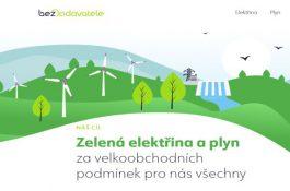 Český start-up nabídne domácnostem 100% zelenou elektřinu od českých výrobců