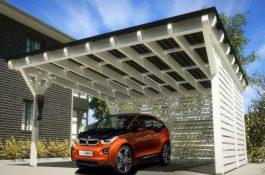 Solární nabíječky představují slibnou cestu k rozvoji elektromobility