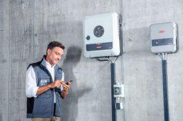 Inteligentní energetický management apodpora služeb pro fotovoltaické systémy