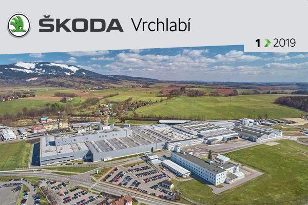 Zdroj: Škoda Auto a.s.