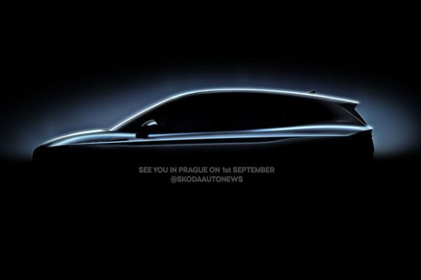 Nový elektromobil Škoda Enyaq iV bude mít premiéru dne 1.září vPraze