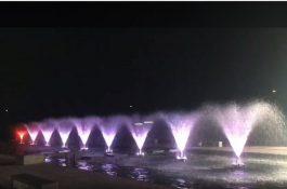 Video: Proč se před gigatovárnou na baterie HE3DA vHorní Suché objevila fontána?