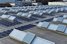 Aktuálně: VČesku vznikla další megawattová solární elektrárna