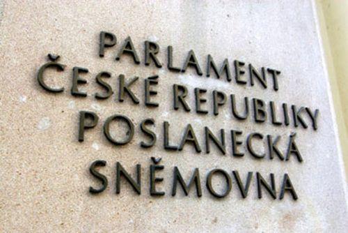 Zdroj: Poslanecká sněmovna