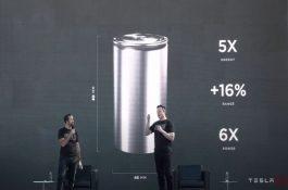 Tesla představila revoluci vbateriích a dopravě