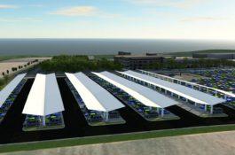 820 kWp: VDukovanech vyroste největší Carport se solární střechou vČesku