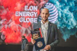Obec Hostětín se stala absolutním vítězem ekologické soutěže E.ON Energy Globe