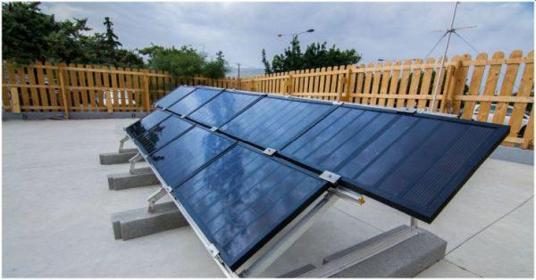 První perovskitová solární elektrárna byla uvedená do provozu na Krétě