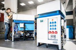 Náhrada za dieselové agregáty: Česká firma vyvinula mobilní zdroj energie z vodíku