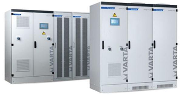 První instalace velkokapacitní Baterie VARTA FlexStorage v ČR a Střední Evropě – část první