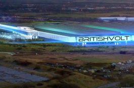 Ve Velké Británii vznikne obří továrna na baterie