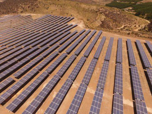 SOLEK dokončila nové solární elektrárny vChile za miliardu