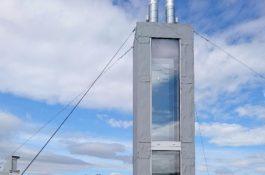 Vědci z UCEEB testují solární komín