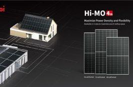 Novinka: Longi Solar uvádí na trh 420 W panel pro střešní instalace