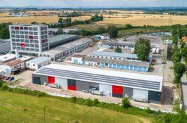 Unikátní fotovoltaický projekt spoužitím špičkových technologií vznikl vlogistickém parku Měšice