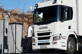 Scania: Budoucnost nákladních aut bude v bateriích, ne ve vodíku