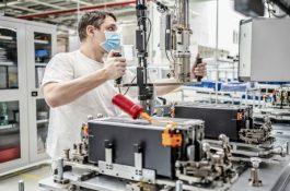 Škoda Auto již vyrobila přes 100 tisíc baterií