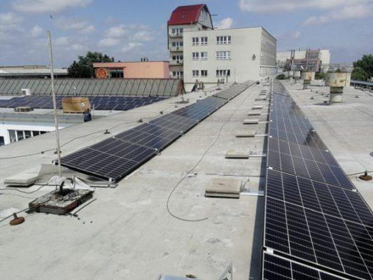 800MWp: Vídeň se brzy změní vobří solární elektrárnu