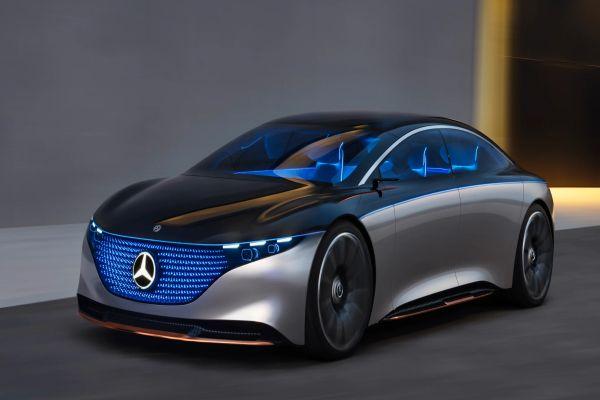 Mercedes sází na vlastní vysoce výkonné baterie pro nový elektromobil EQS