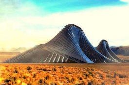 Hora jako solární elektrárna?