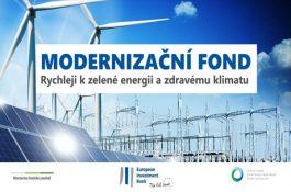Aktuálně: Dvě nové dotační výzvy vrámci Modernizačního fondu přinášejí revoluci pro českou fotovoltaiku