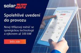 Jaké přednosti nabízejí nové měniče se synergickou technologií a výkonem až 100kW?
