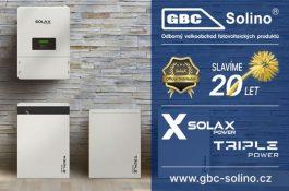Zvažujete fotovoltaiku? Mnoho důvodů, proč zvolit Solax Power