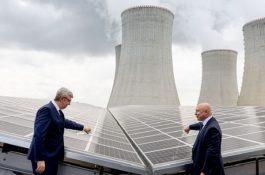 Největší solární Carport vČesku zahájil provoz