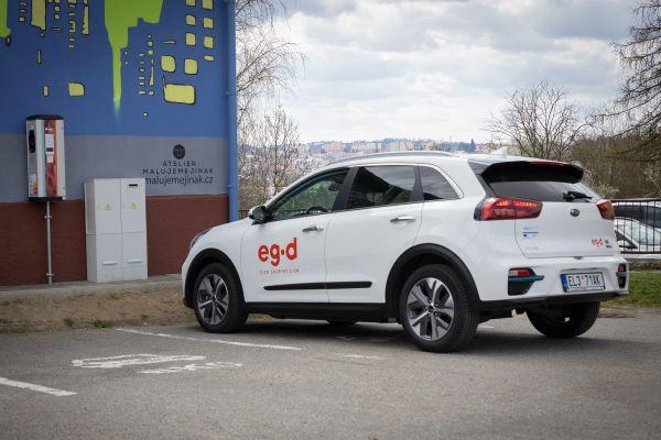 Spřechodem na městskou elektromobilitupomohou trafostanice na sídlištích