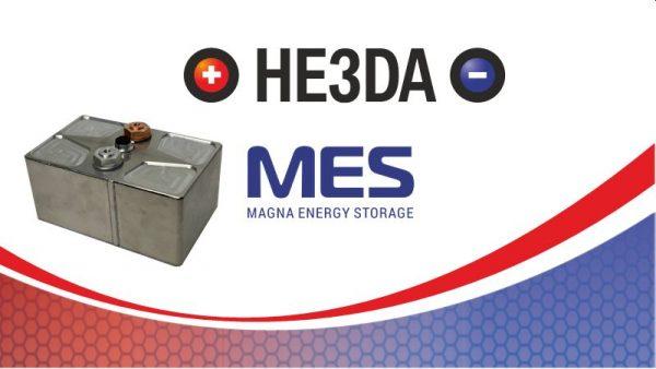 Video: Co přinesl test hoření baterií HE3DA?