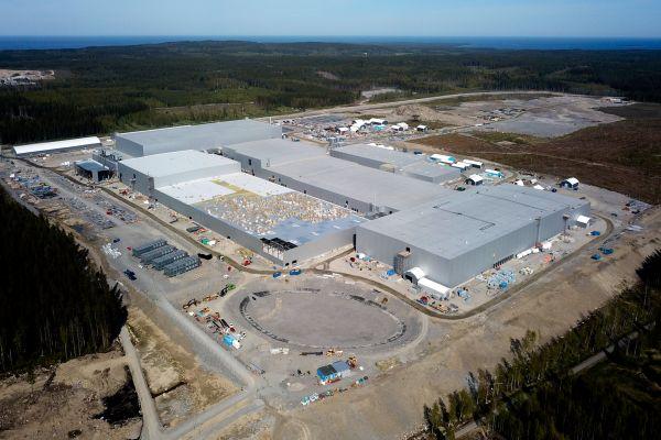 60 GWh: Švédský startup Northvolt se stane největším výrobcem baterií vEvropě díky nové investici