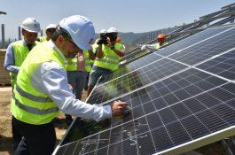 ČEZ zahájil výstavbu největšího solárního parku pro vlastní spotřebu v Bulharsku