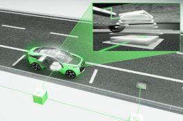 Tesvolt sází na bezdrátové dobíjení elektromobilů
